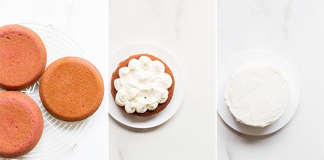 receta Red Velvet Cake