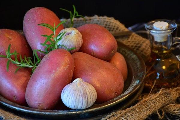 Tipos de patata