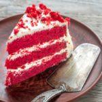 Tarta Red Velvet (Red Velvet Cake o Tarta de Terciopelo Rojo)