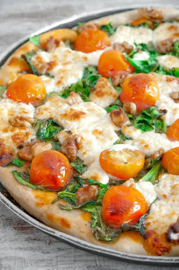 Pizza casera paso a paso