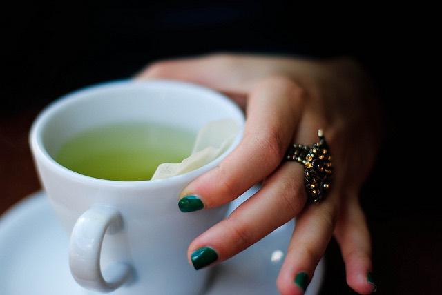 Propiedades del té verde par la salud
