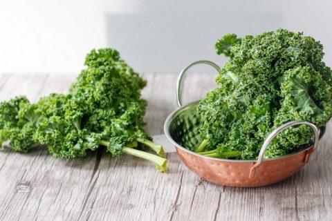 Kale, descubre las super propiedades de la berza o col rizada.