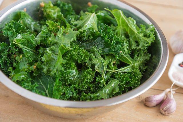 Cómo se usa el kale