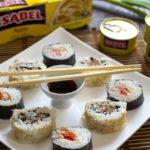 Sushi roll de Atún con mayonesa ligera