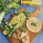Quesadillas de Atún con mayonesa ligera