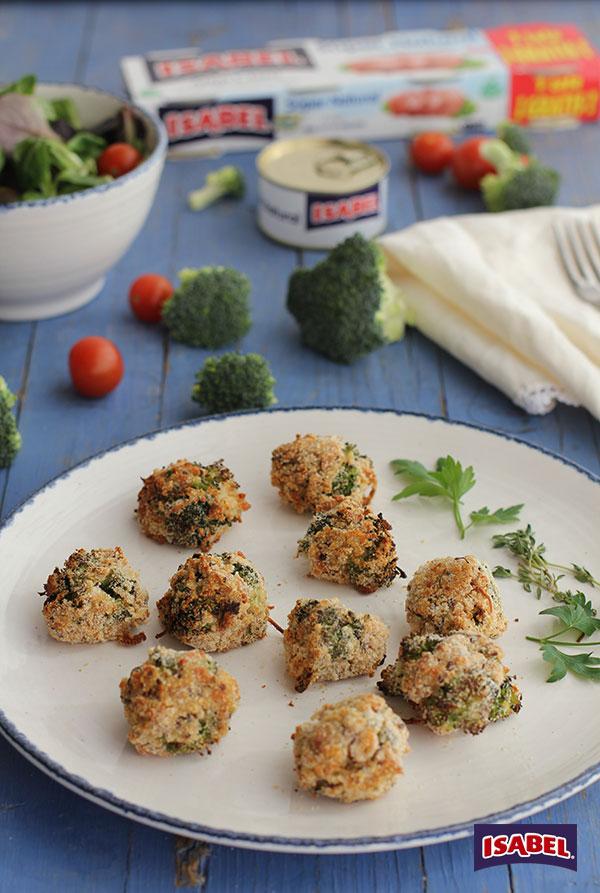 brocoli quinoa y atun