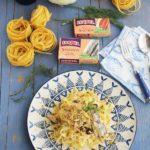 Pasta con le sarde, una receta de pasta típica de Sicilia