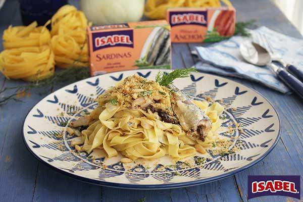 Pasta-con-sardinas-receta