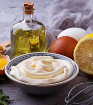 mayonesa casera receta