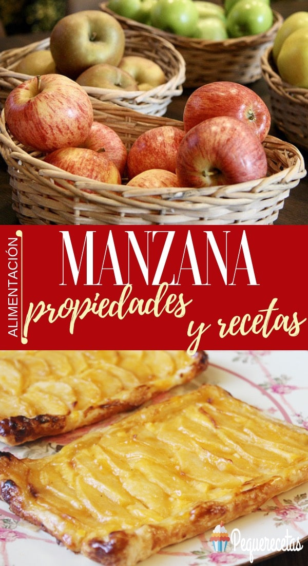 Manzana beneficios