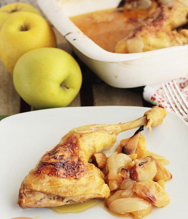 Manzana recetas