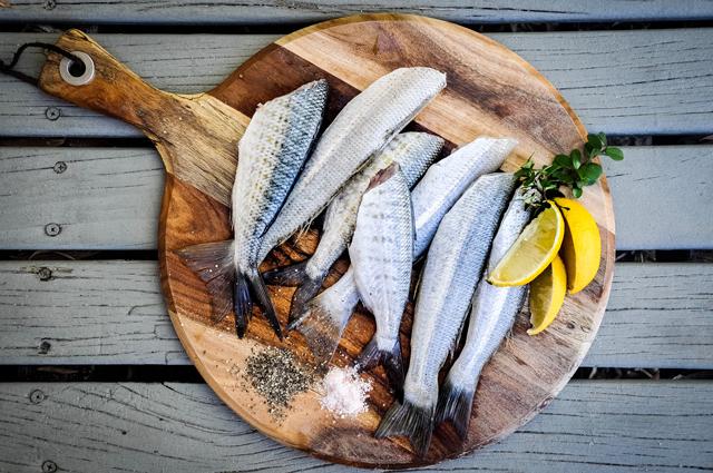 recetas de pescado azul
