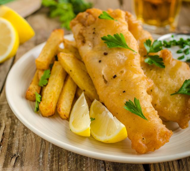 recetas de pescado saludables