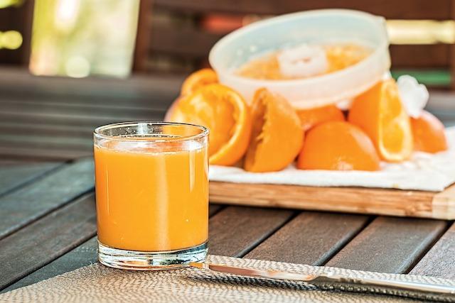 Naranjas propiedades