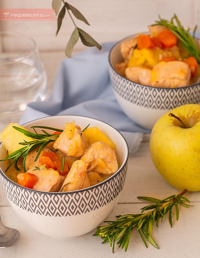 estofado de pavo receta facil olla express