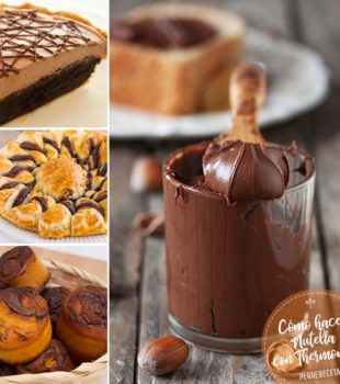 Nutella Thermomix receta