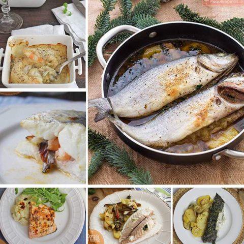 10 Recetas De Pescado Al Horno Imprescindibles