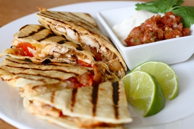 Quesadilla mexicana