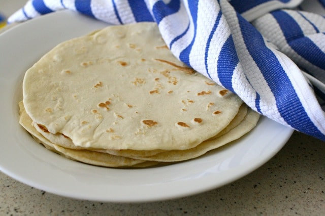 Quesadillas receta