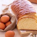 receta pan de huevo para torrijas