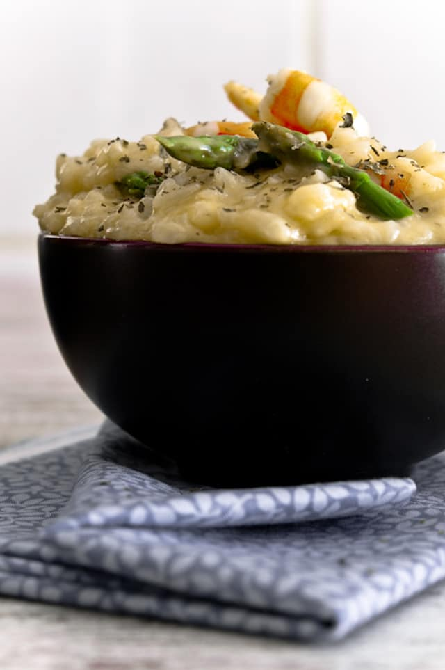 Risotto con Thermomix