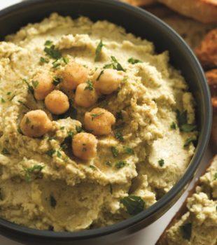 Hummus en Thermomix
