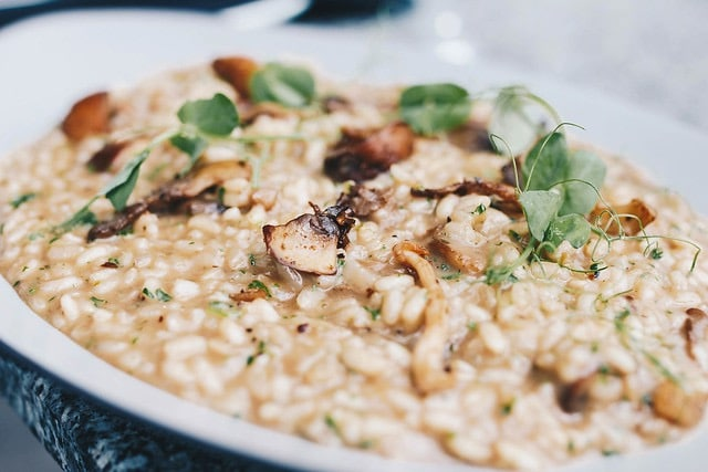 Risotto Thermomix