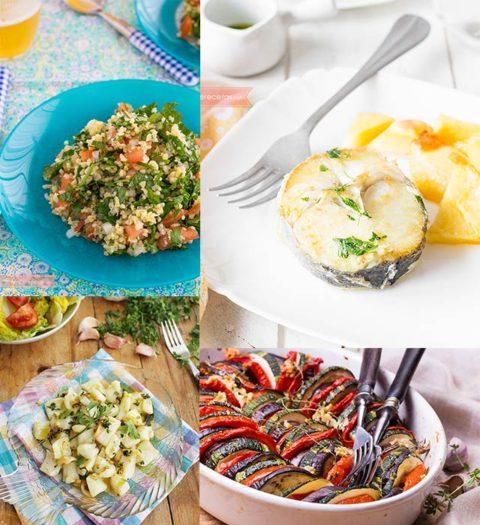 menus dieta sana para adelgazar