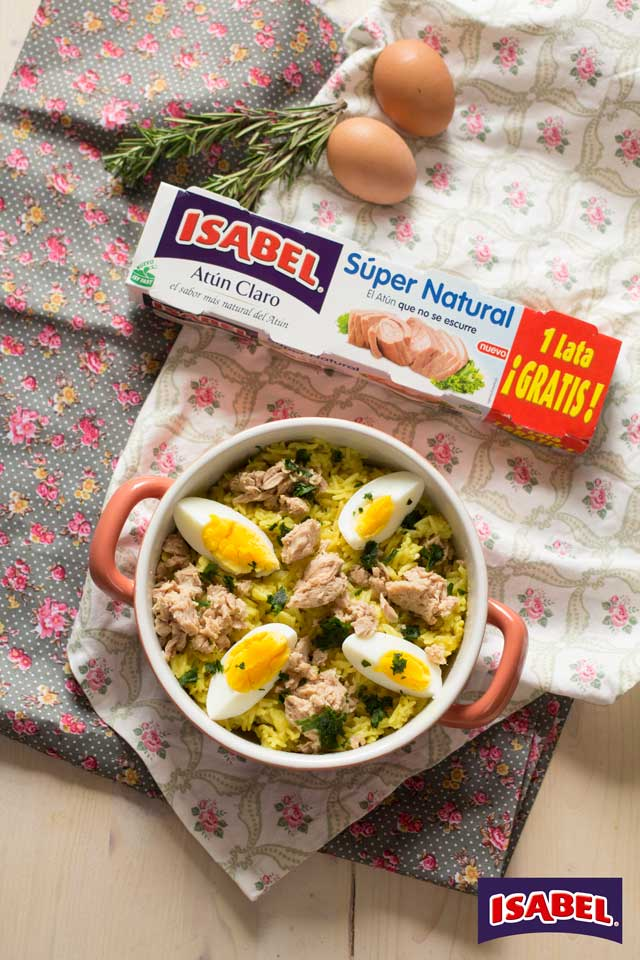 Kedgeree receta