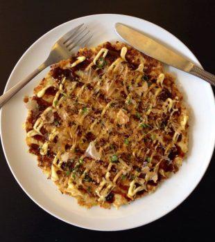 Cómo hacer okonomiyaki