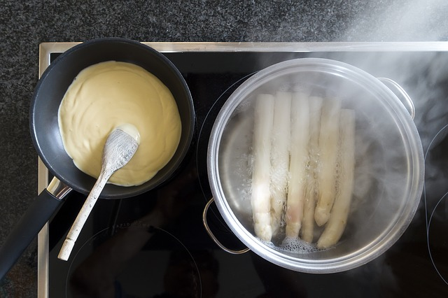 Salsa holandesa casera