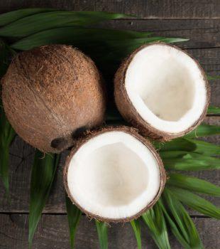 Cómo abrir un coco