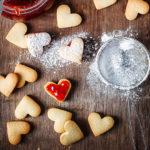 Receta de galletas sin mantequilla