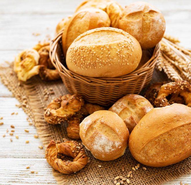 Recetas de panes sin levadura