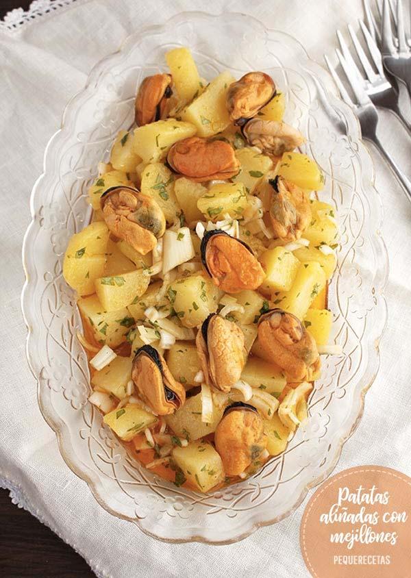 patatas aliñadas cadiz