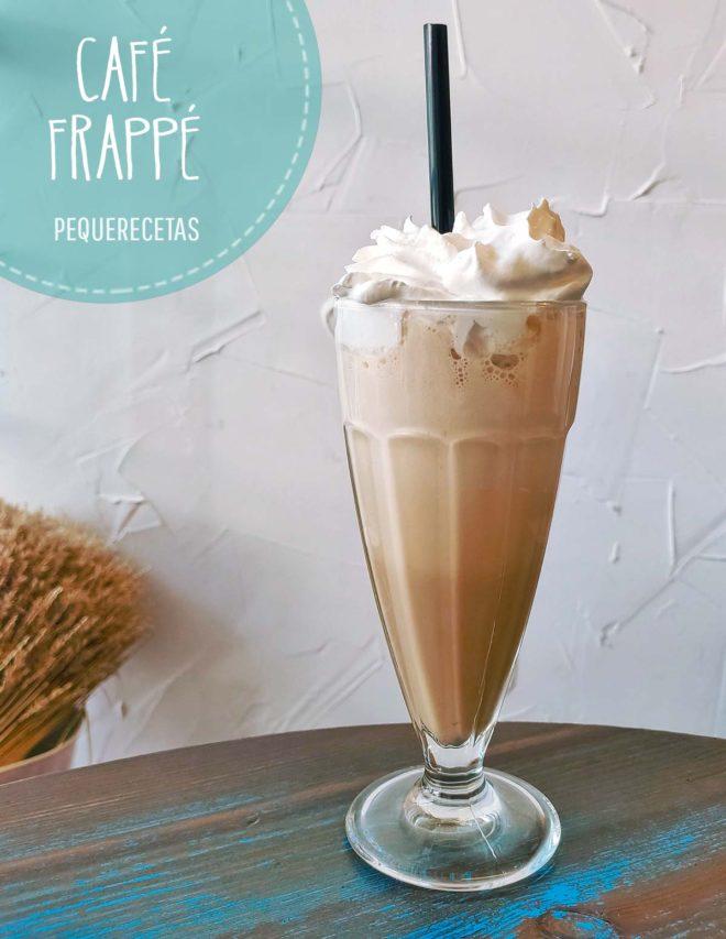 Café Frappé receta
