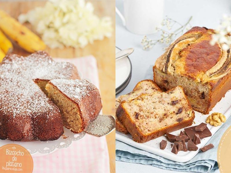 Recetas pasteles caseros