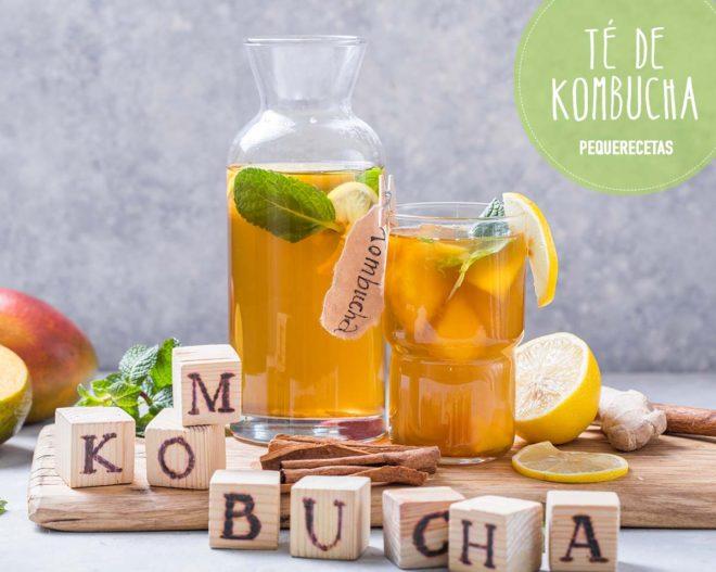 Cómo hacer té kombucha