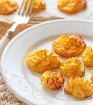 patatas duquesa receta