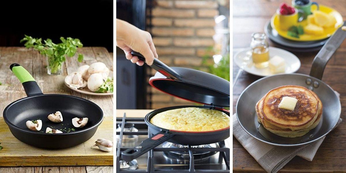 las mejores sartenes para cocinar