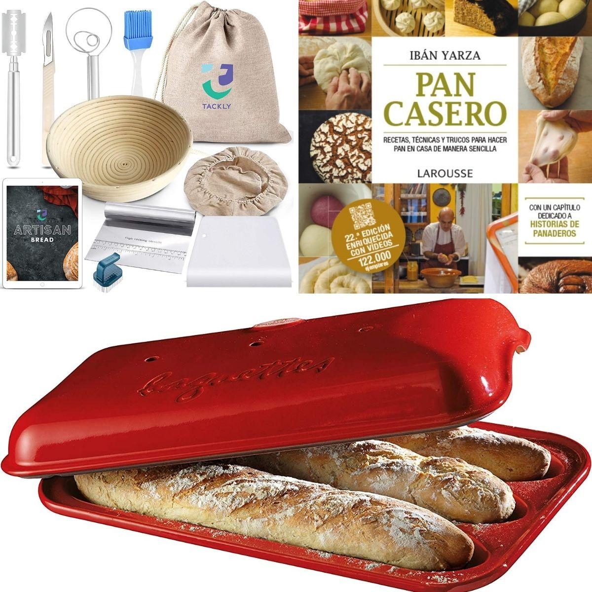 regalos para panarras aficionados a hacer pan