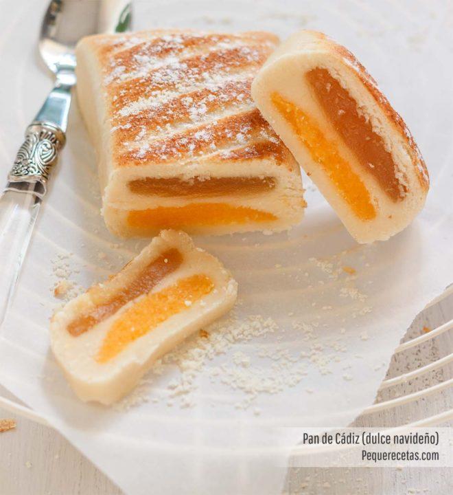Pan de Cadiz receta