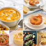 60 recetas de pescado para Navidad (FÁCILES y tradicionales)