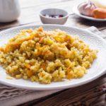 Cómo hacer arroz Pilaf (receta FÁCIL de Pilaf con Verduras)