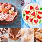 Galletas de San Valentín (4 recetas de galletas con corazón)