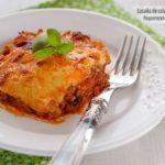 Lasaña de calabacín y carne picada (receta FÁCIL y sana)