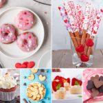 Postres dulces para San Valentín