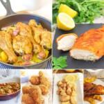 80 recetas con pollo FÁCILES para toda la familia