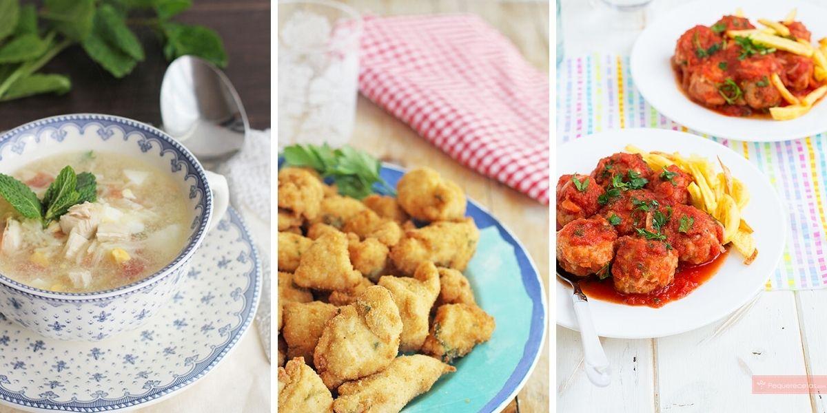 recetas con pollo caseras