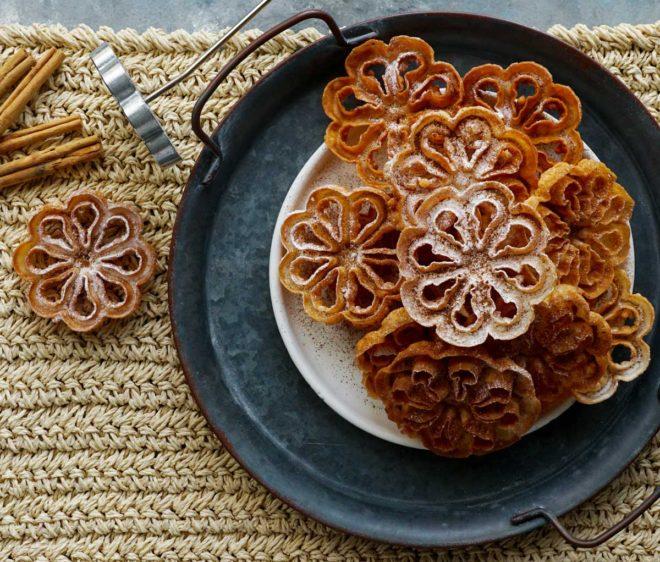 flores de carnaval manchegas receta